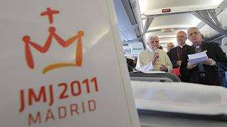 Internet y redes sociales, la nueva vía evangelizadora de Benedicto XVI