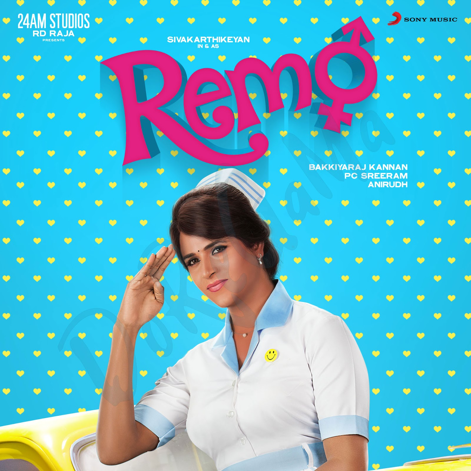 Remo Anirudh-Ravichander-Tamil-Movie-CD-Front-Cover-Poster-Wallpaper-HD