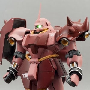 MG Geara Doga Full Frontal Custom
