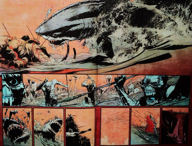 The Wake # 1, 2 3 - Scott Snyder Sean Murphy