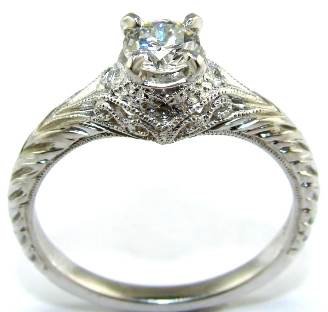 The Great Old Style Engagement Rings