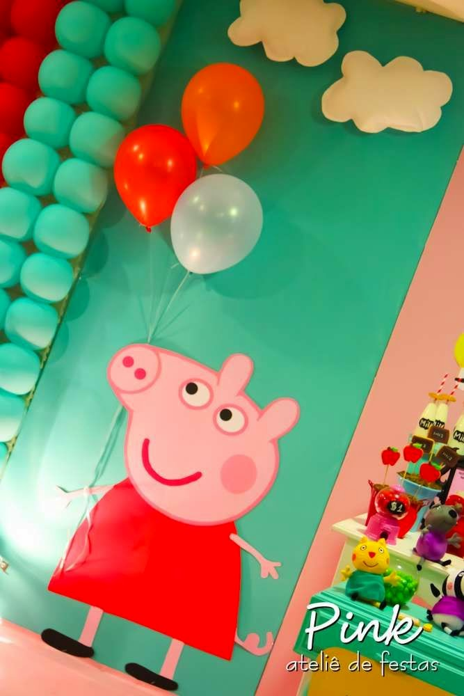 Watch Peppa Pig Cartoons Full Episodes Peppa Pig Diy Party Ideas