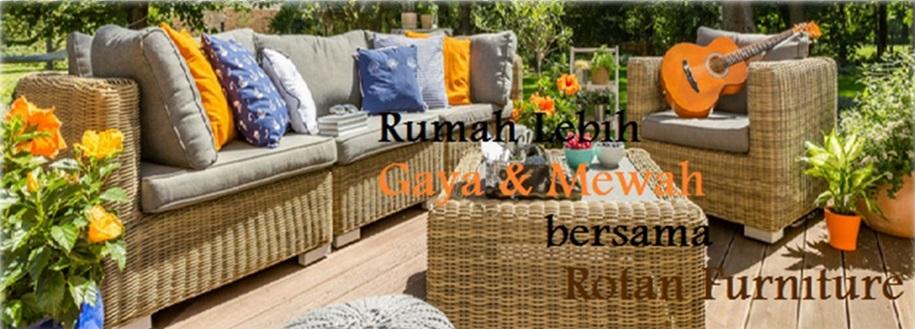 KURSI ROTAN PLASTIK  CIREBON - Pengrajin Pembuat Rotan Furniture