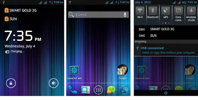YONIP 918N ROM V.1.2 Custom Rom For Alcatel One Touch 918N