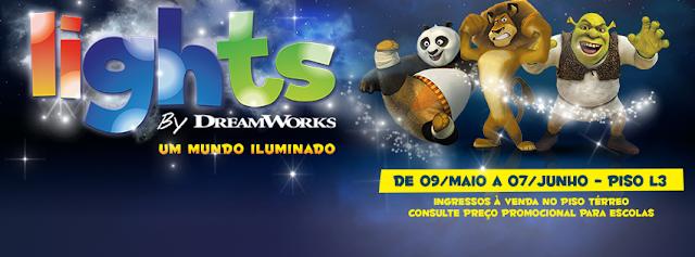 Lights Um mundo iluminado da DreamWorks