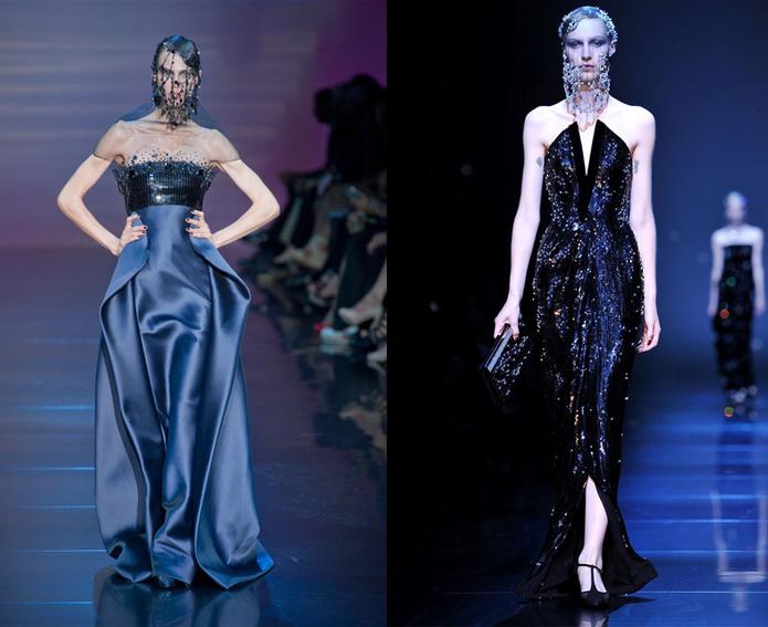 Giorgio Armani Prive Haute Couture 2013