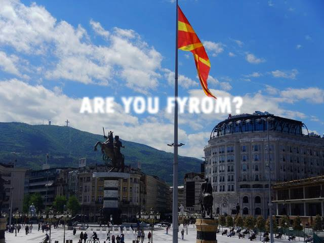 Are you fyrom?