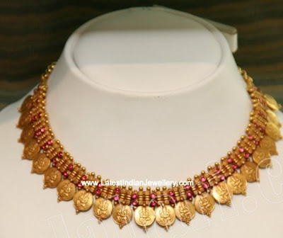 short kasulaperu necklace