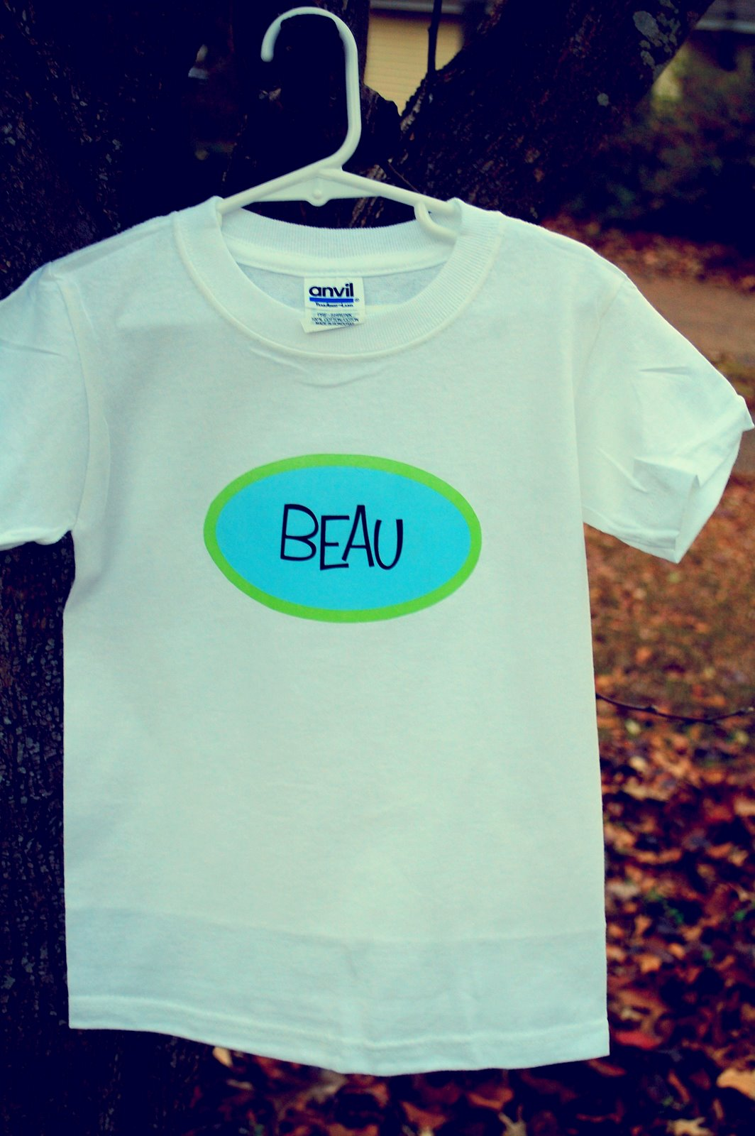 Baby Face Design Cute Personalized T Shirts For Kids
