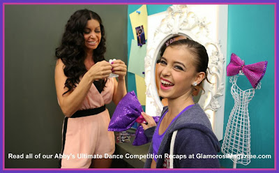 Kira and daughter Kalani from season 2 of Abby's Ultimate Dance Competition