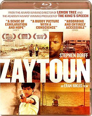 Filme Poster ZaytounZaytoun