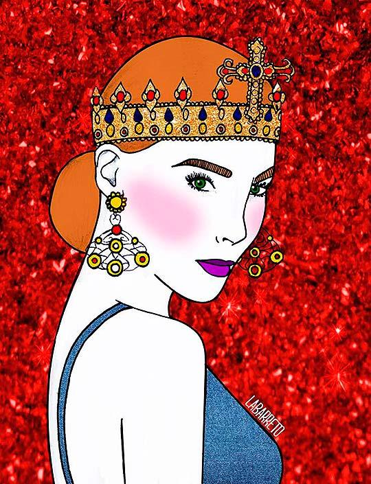 Ilustración de Daniela Barreto