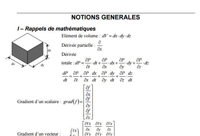 Cours complet en hydraulique en format pdf cours for Assainissement cours pdf