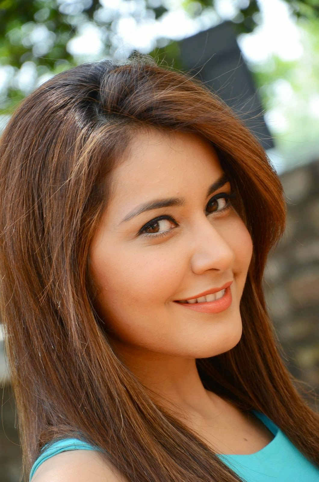 Raashi Khanna Latest Photos At JIL Movie Trailer Launch | Gallery