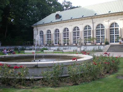 nuova Orangerie Varsavia