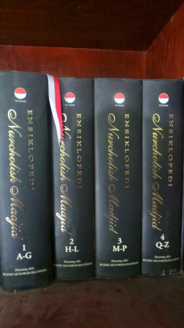 Ensiklopedia buku buku terkenal