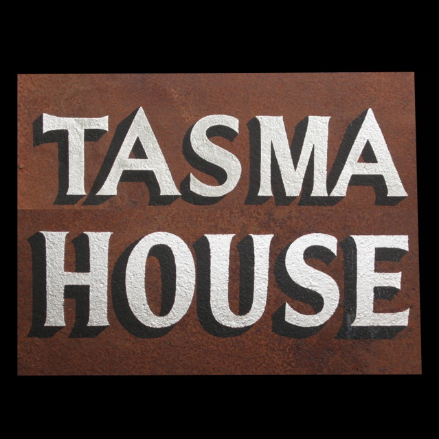 Tasma House and Gardens Twitter logo