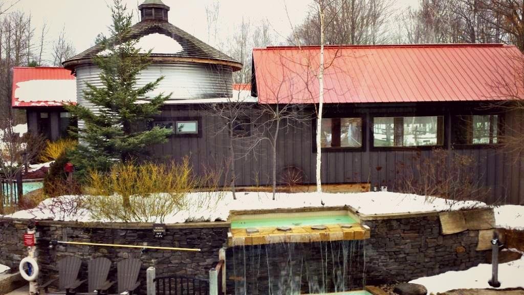 Scandinave Spa at Blue Mountain