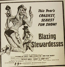 BLAZING STEWARDESSES