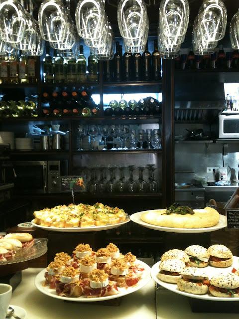 Pintxos Bars in Basque Country