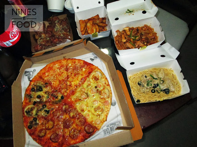 Nines vs. Food - Yellow Cab Pizza Co. Christmas Fleet-2.jpg