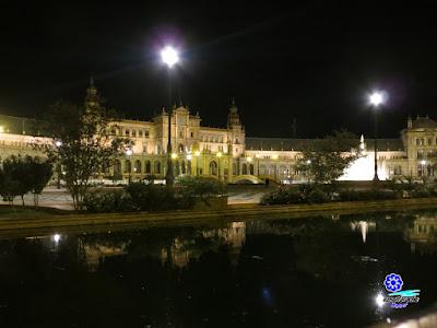 Sevilla - Plaza de España - Aníbal González - 03
