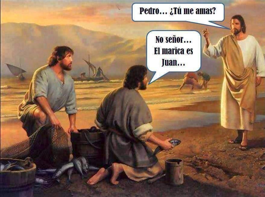 Juan te ama
