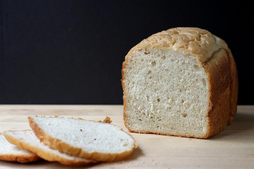 bread machine bacon bread