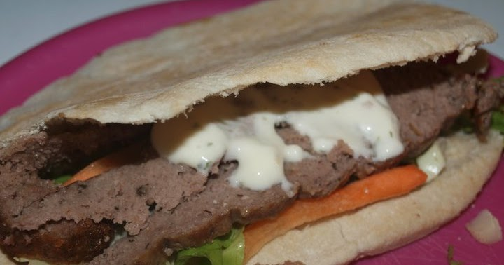 My Slimming World: Lamb Kebab