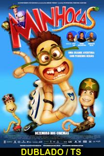 Assistir Minhocas: O Filme Online Nacional 2013