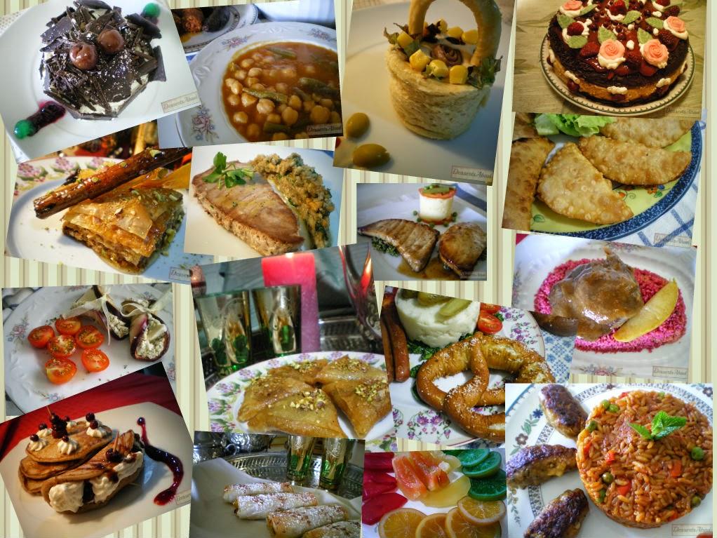 Primer aniversario Dessertsabad