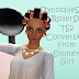 Shmoopiesims TS2 Roller Set Conversion Hair from Simmer Girl