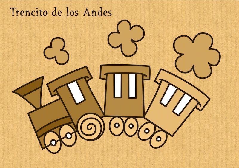 TRENSITO DE LOS ANDES - DISCOGRAFIA
