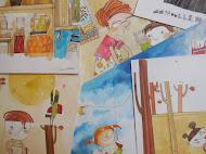 Viviana Bilotti-Ilustraciones originales a la venta