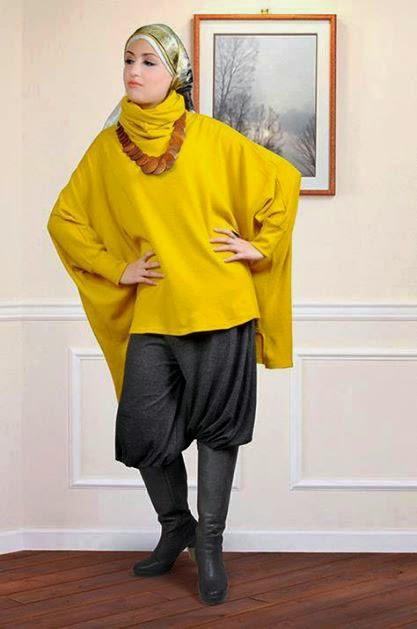 Vetement chic pour hijab