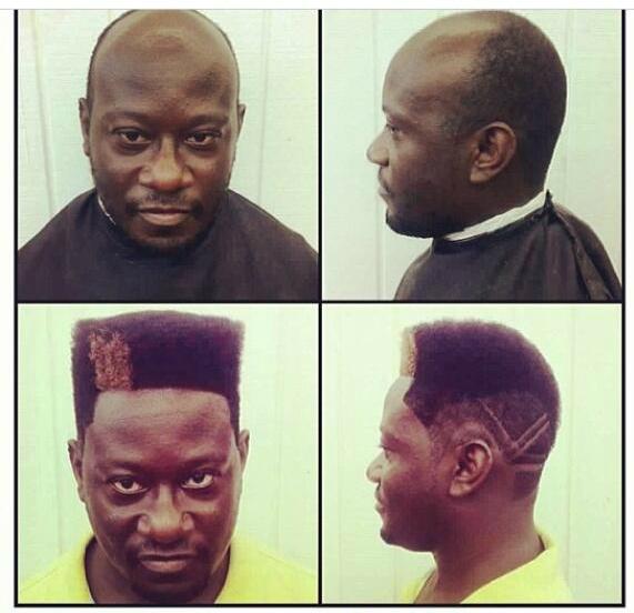 Men Now Use Man Weave To Hide Their Balding Head Information Nigeria