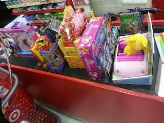 Target, Toys For Tots, Shopping