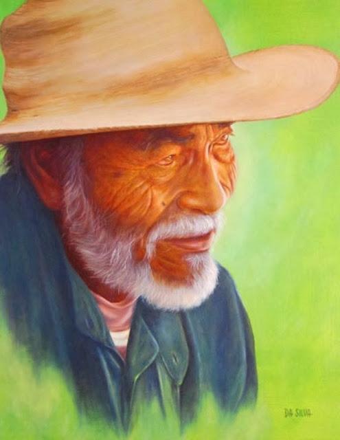 hombres-con-sombrero-al-oleo