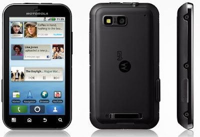 Motorola MB525 Defy Review