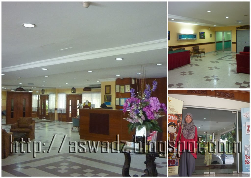 hotel seri malaysia,johor bahru, lobi