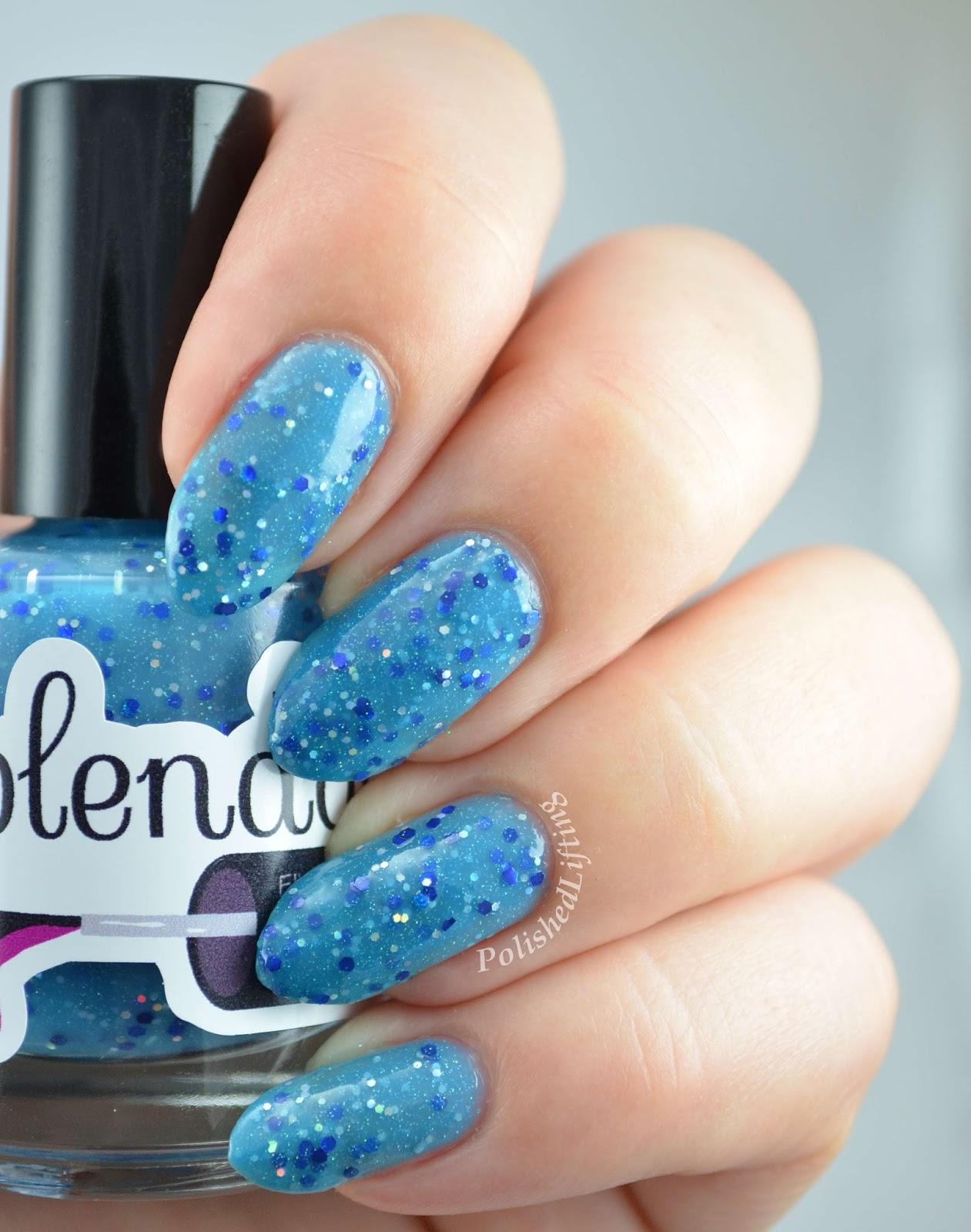 Splendor Nail Lacquer Neptune