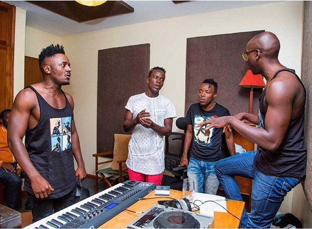 Willy Paul & Sauti Sol To Release A Collabo