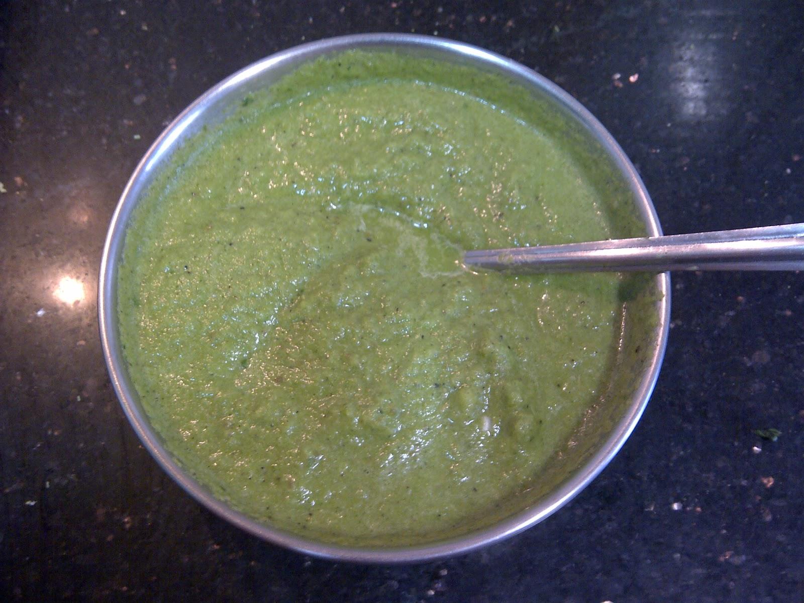 AMU'S RECIPES: Thai Green Curry Paste
