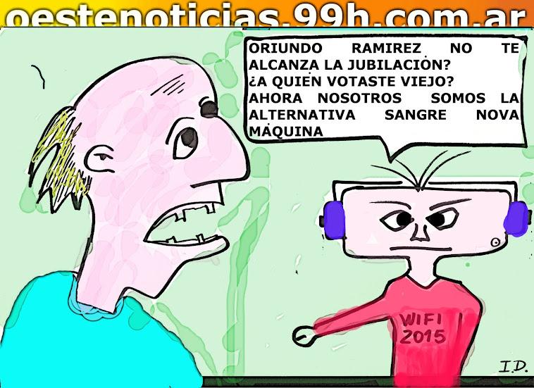 Wifi el Chico PANTALLA.