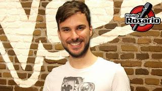 Gonzalo Alcain la voz