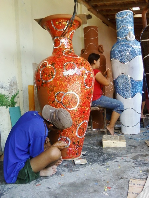 Home decor ideas interior and exterior awesome mosaic for Home decor yogyakarta