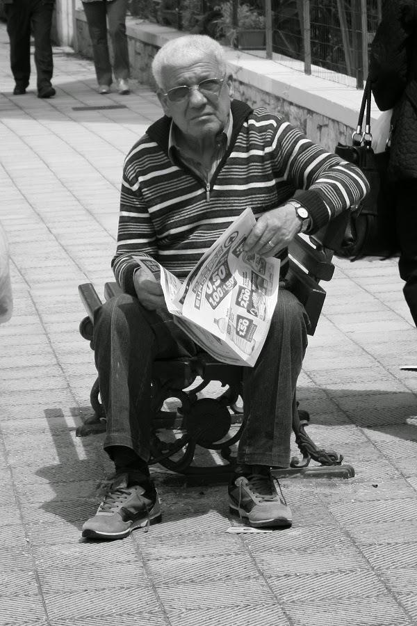 Włoski plac to męski świat. Piazza Men