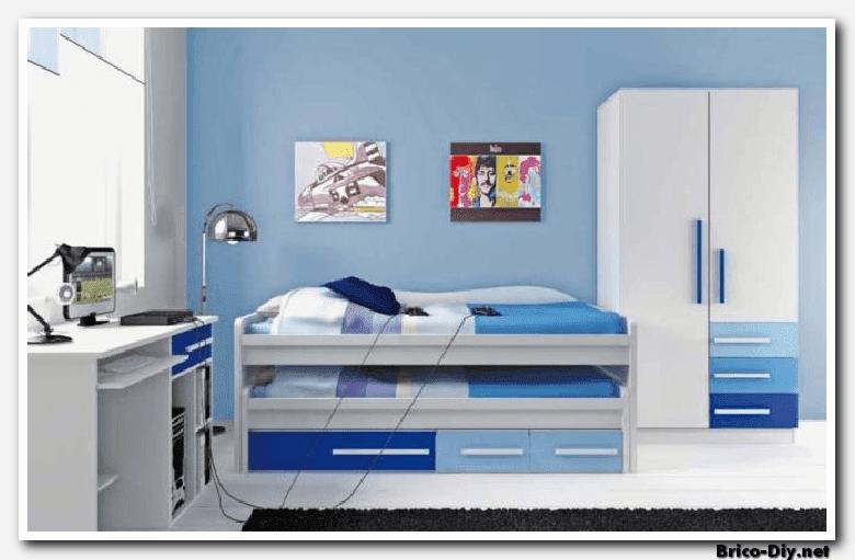 Como decorar dormitorios con muebles de melamina y mdf for Diseno de muebles de dormitorio