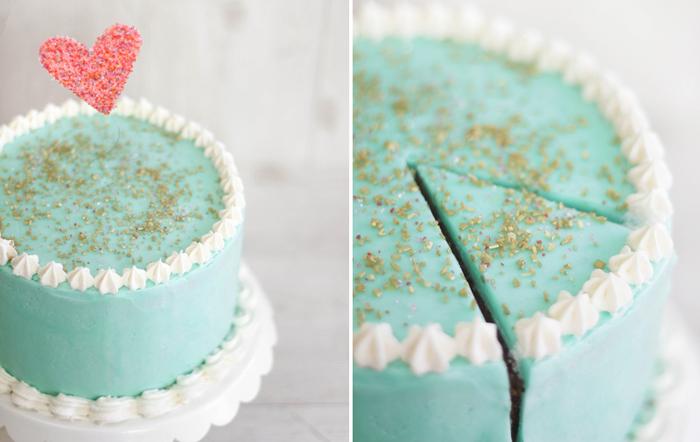 CherryVanilla Layer Cake Sprinkle Bakes