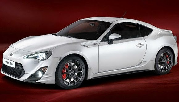 2015 Toyota GT86 Release Date